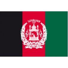 Afghánistán - Stolní vlajka