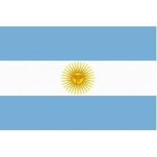 Argentina - Stolní vlajka