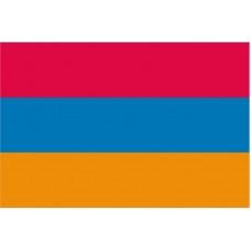 Arménie - Stolní vlajka