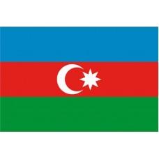 Ázerbajdžán - Stolní vlajka