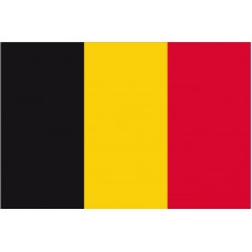 Belgie - Fan vlajka