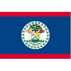 Belize - Státní vlajka