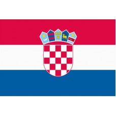 Chorvatsko - Stolní vlajka