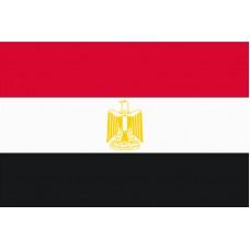 Egypt - Stolní vlajka