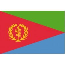 Eritrea - Stolní vlajka