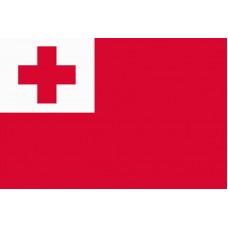Tonga - Stolní vlajka