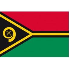 Vanuatu - Stolní vlajka